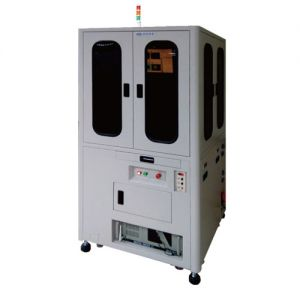 Appearance defect inspection machine